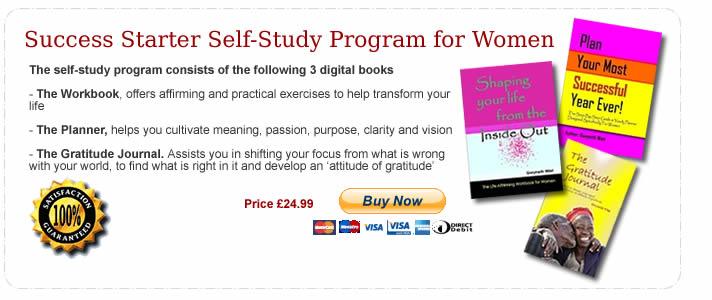Buy the Success Starter Program for Women
